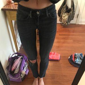 711 Skinny Levi Jeans Size 24